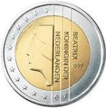 2 euro (other side, country Netherlands) 2